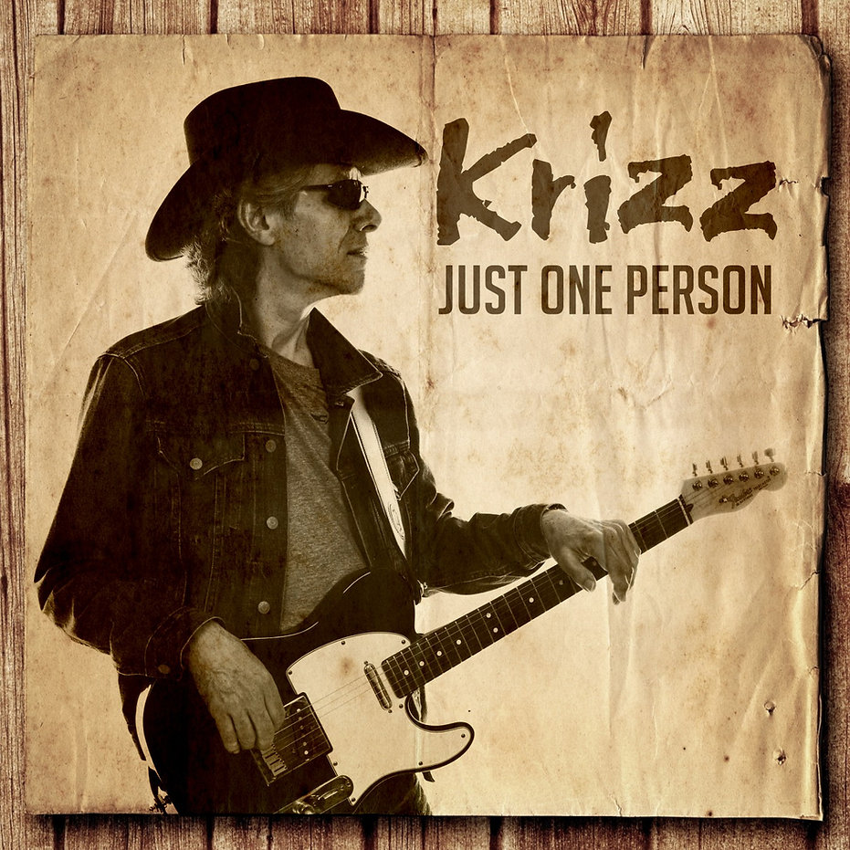 Krizz - Just One Person Album Digital Co
