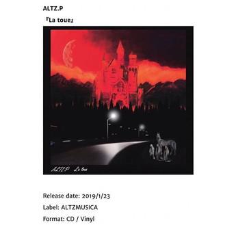 ALTZ.P  「La toue」