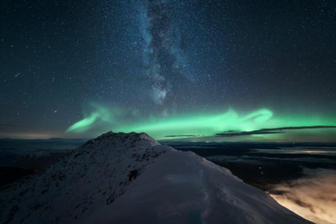 Gaustatoppen, Norway