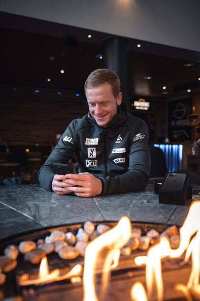 Ice - Johannes Thingnes Boe