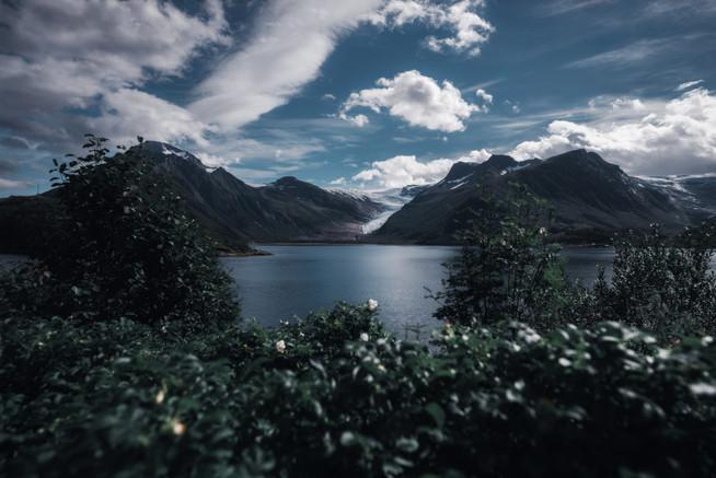 Helgelandskysten, Norway