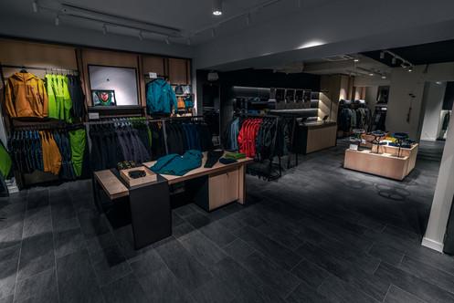 Arc'teryx Concept Store