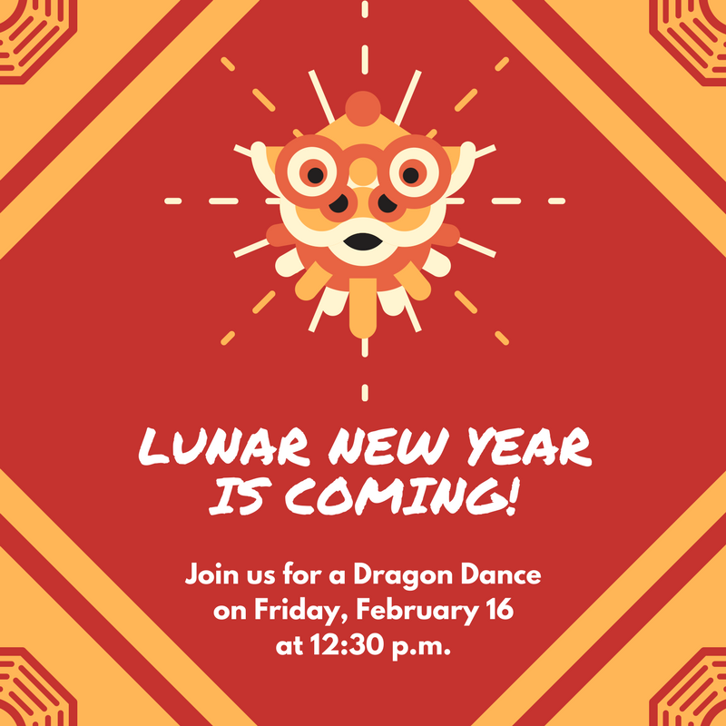 Lunar New Year is coming