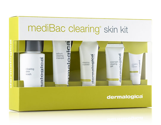 MediBac Clearing Skin Kit (Adult Acne)