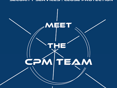 CPM Newsletter October 2017