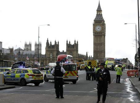 London attacks - First aid and Hemorrhage control