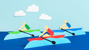 ¿Qué podemos aprender del trabajo en equipo en las olimpiadas?
