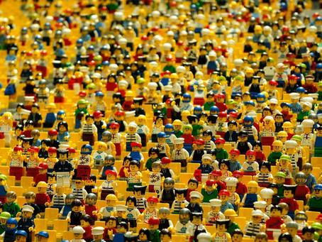 Team Building con Lego