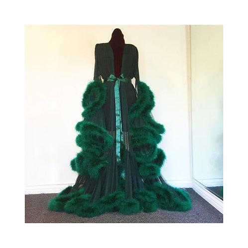 Emerald Heirloom Robe