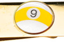 9-Ball Money Clip - Card of 25