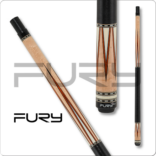 Fury FUCX01 CX-01 Pool Cue