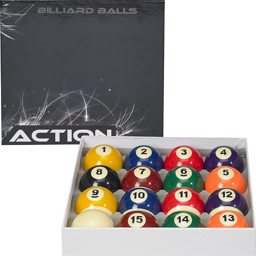 Action BBSTD Standard Ball Set