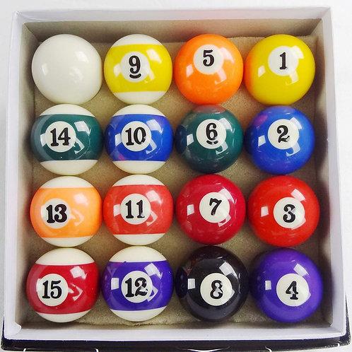 Economy Pool Ball Set