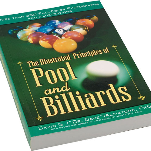 Dr Dave BKIPPB Illustrated Principles of Pool