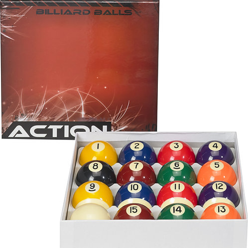 Action BBDLX Deluxe Ball Set