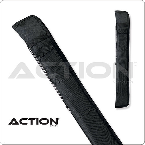 Action ACSC04 1x2 Textured Vinyl Soft Pool Cue Case