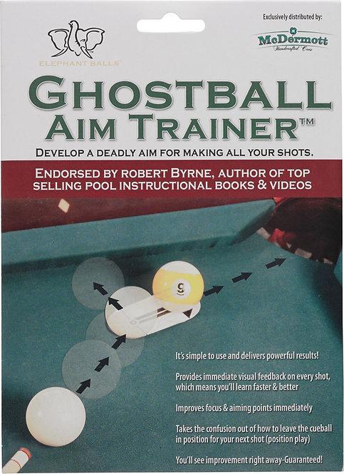 McDermott IPGAT Ghost Ball Aim Trainer