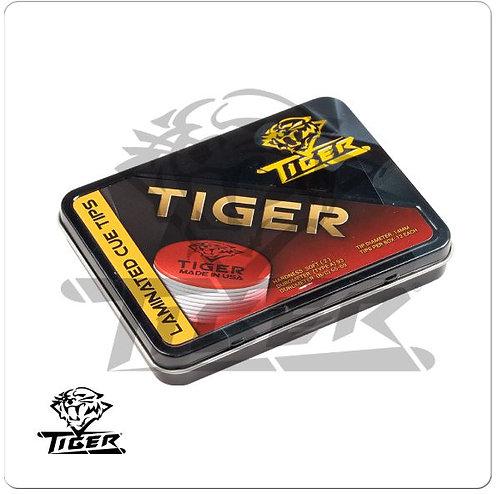 Tiger Laminated QTTLT12 Soft Cue Tips (12)