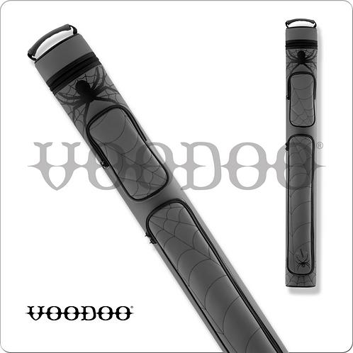 Voodoo 2x2 VODC22F Voodoo Queen Hard Pool Cue Case