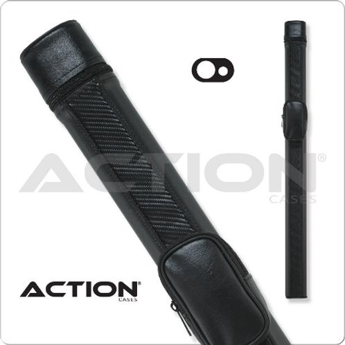 Action ACN11 1x1 Ballistic Hard Pool Cue Case