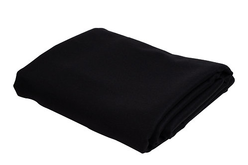 Black Simonis 760 Worsted Pool Table Felt -Choose Size