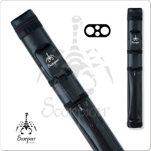 Scorpion SC22A 2x2 Hard Pool Cue Case