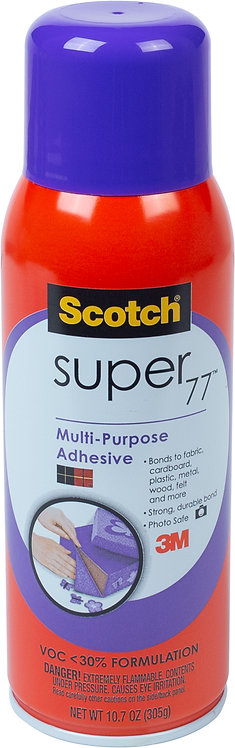 3M TP3M77 Super 77 Spray Adhesive