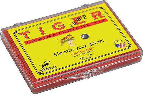 Tiger QTTJMP12 Jump Pool Cue Tips - Box of 12