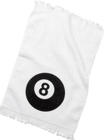 Action NI8BT 8-Ball  Towel