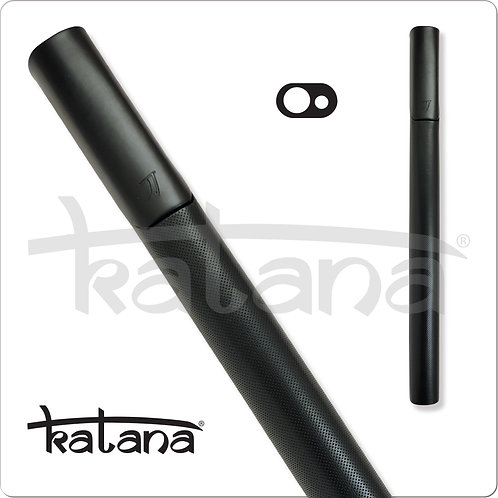 Katana KATC02 2x2 Hard Pool Cue Case