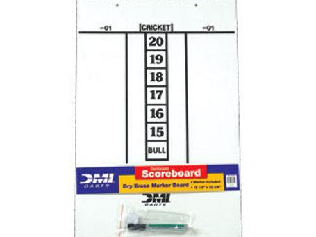 Dry GADESB Erase Score Board