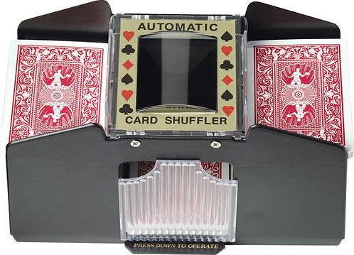 4 POKSHUF Deck Poker Shuffler