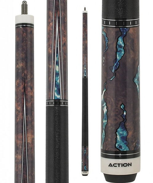 Action ACT154 Exotic Pool Cue