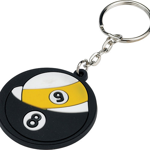 Action NIKC98 8,9 Ball  Key Chain