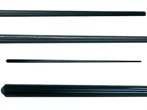 Action BHBS2P 2 Piece Black Brige Stick