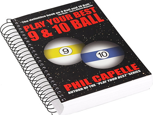 Capelle BKPYB9-10 Play Your Best 9 & 10 Ball
