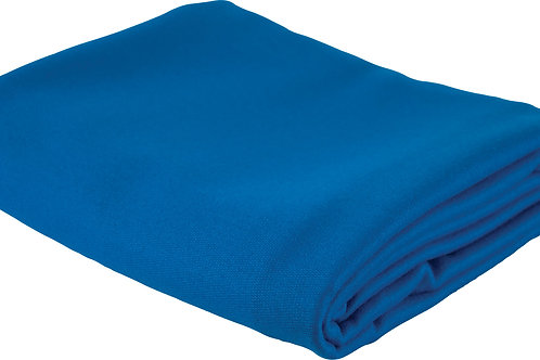 Electric Blue Simonis 760 Worsted Pool Table Felt -Choose Size