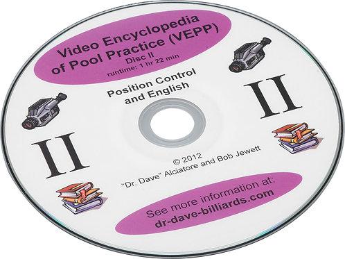Dr. Dave's DVDEPP2 Pool Practive - Volume 2