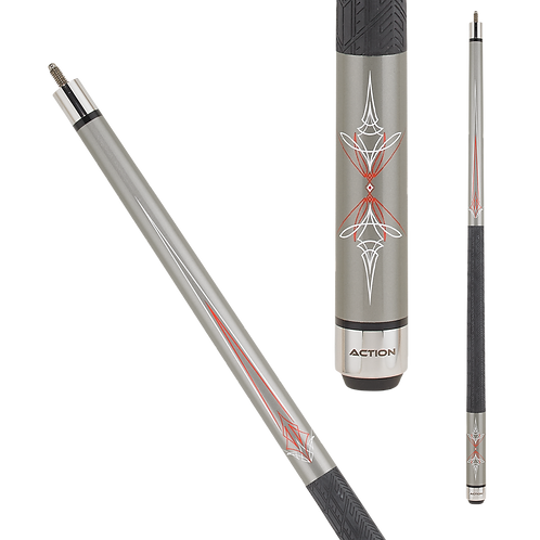 Action KRM08 Khrome Pool Cue