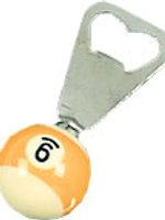 Action NI9BBO 9-Ball  Bottle Opener