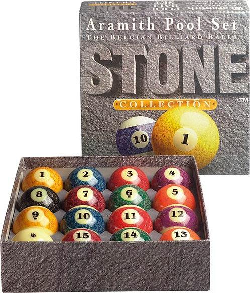 Aramith BBSTN Stone Ball Set