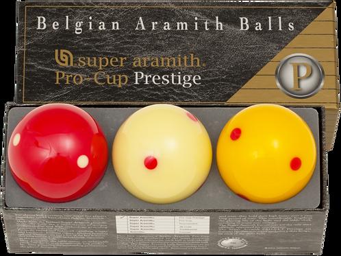Super Aramith BBAPCPC Pro Cup Prestige Carom Set