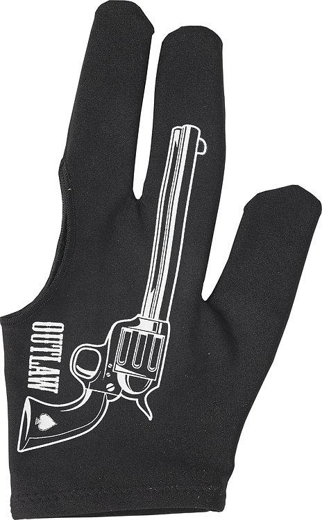 Outlaw Gun BGLOL01 Glove - Bridge Hand Left