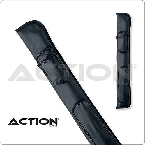 Action ACSC03 Deluxe 1x2 Vinyl Soft Cue Case