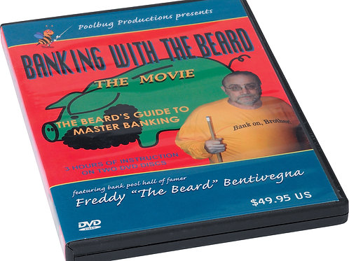 Bentivegna DVDBWTM Banking with the Beard