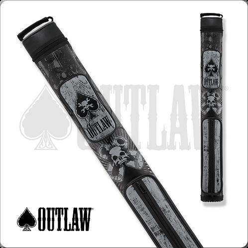 Outlaw OLB22H 2x2 Hard Pool Case - Piston