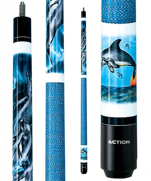 Action ADV59 Adventure Pool Cue