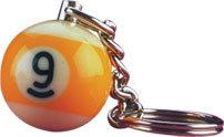 Action NI9BK1 9 Ball Key Chain