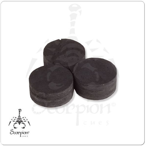 Scorpion QTJAR Archer Pool Cue Tip - Single