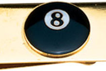 8-Ball NI8MC25 Money Clip - Card of 25